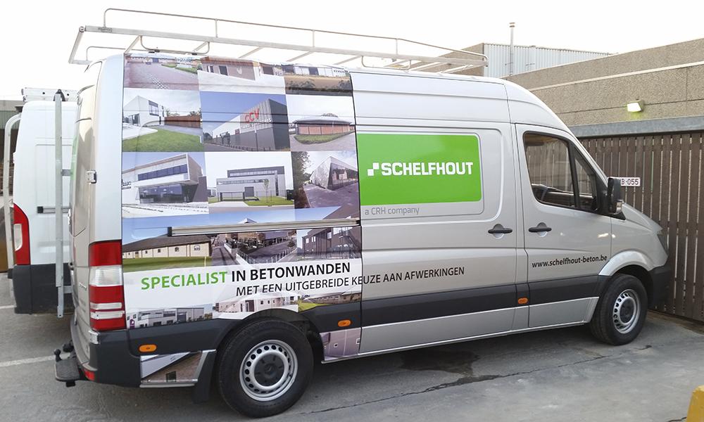 nouvelle voiture de service welkom op de website van schelfhout. Black Bedroom Furniture Sets. Home Design Ideas