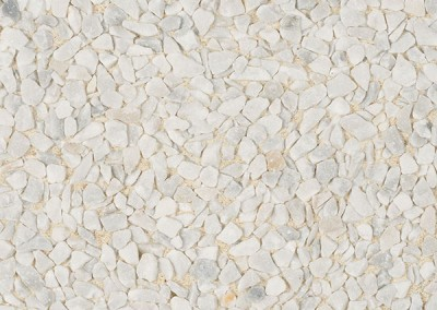 Carara 8/12 (ciment blanc)
