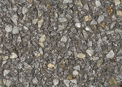 Graniet 8/12 Donausand (grauer Zement)